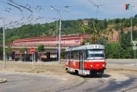 Celkový pohled k nádraží