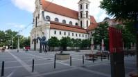 kostel sv. Tomáše na Moravském náměstí