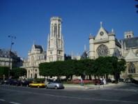 Věž Saint Jacques